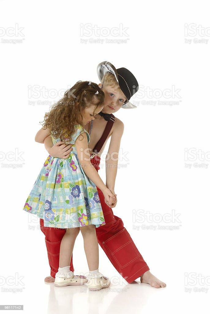 댄스 보그다 royalty-free 스톡 사진