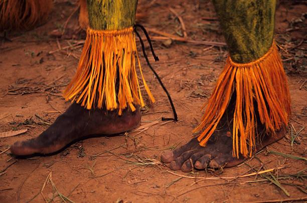 Tanz Füße – Foto