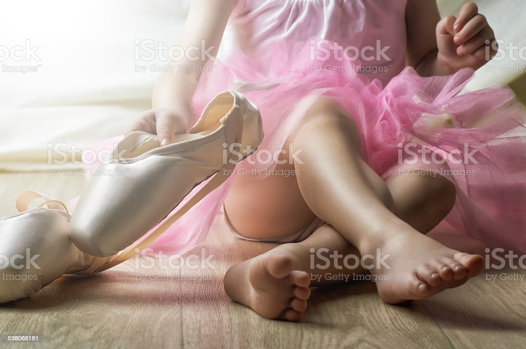 dancing gracefully stock photo