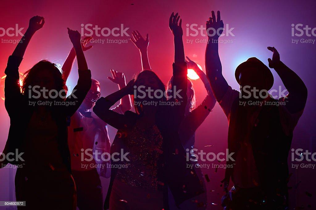 Tanzen im club – Foto