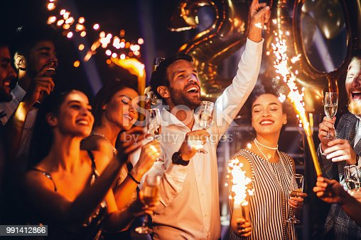 istock Dancing into the New Year 991412866