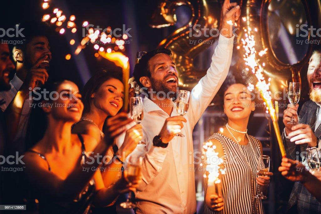 Tanz ins neue Jahr – Foto