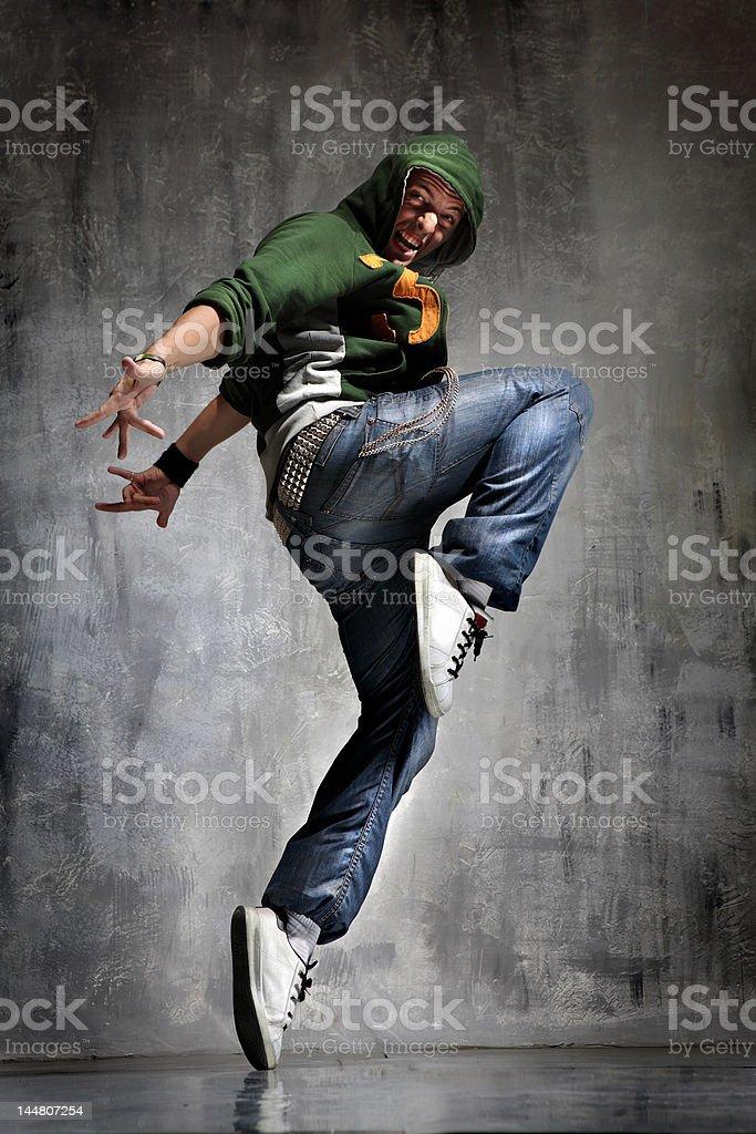 dancing royalty-free stock photo