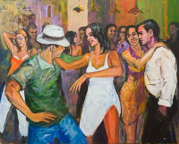 Tanzende Erholung – Foto