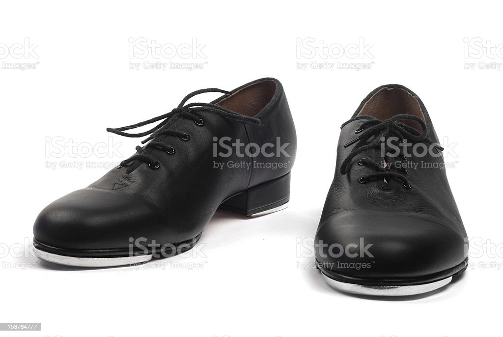 Dancing Shoes stock photo