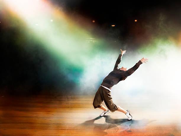 Tanzen durch Tageslicht – Foto