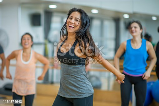 1134374666 istock photo Dancing Together 1134374640