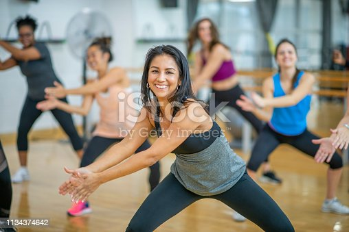 1134374666 istock photo Dancing Together 1134374642