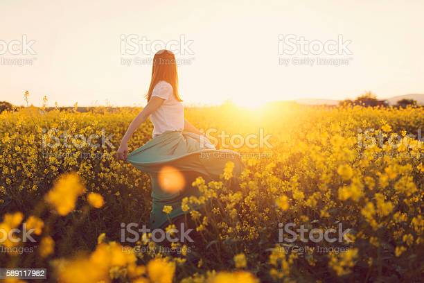 Photo of Dancing with flowers