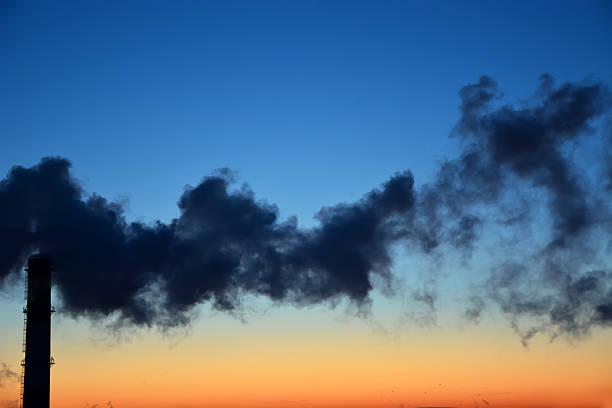 Danger ! pollution de l'Air ! - Photo