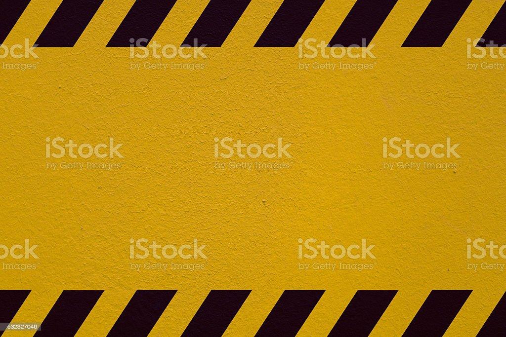 Peligro de fondo - foto de stock