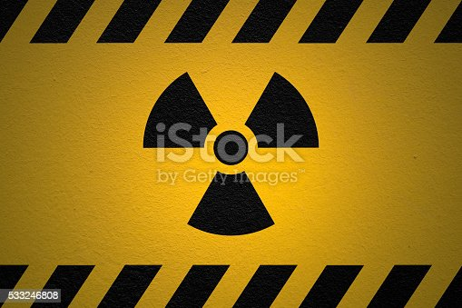 istock Danger Ionizing Radiation Sign 533246808