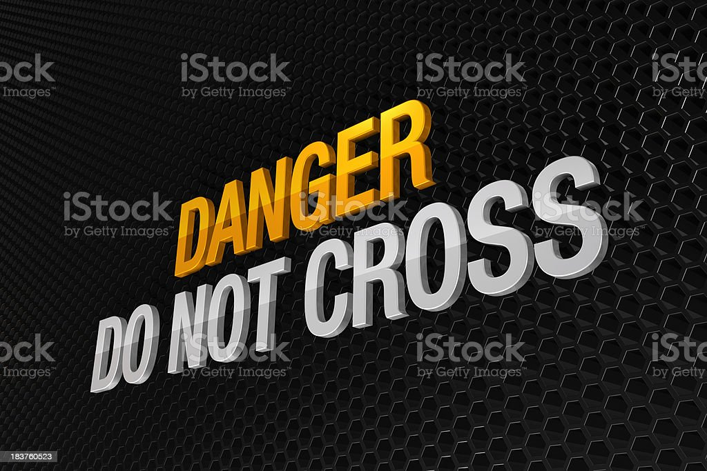 Gefahr – Foto