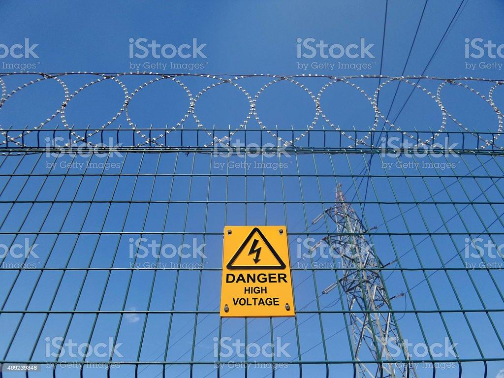 danger stock photo