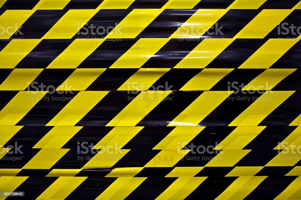 Danger Warning Wign No Entry Police Cordon Tape Safty Area