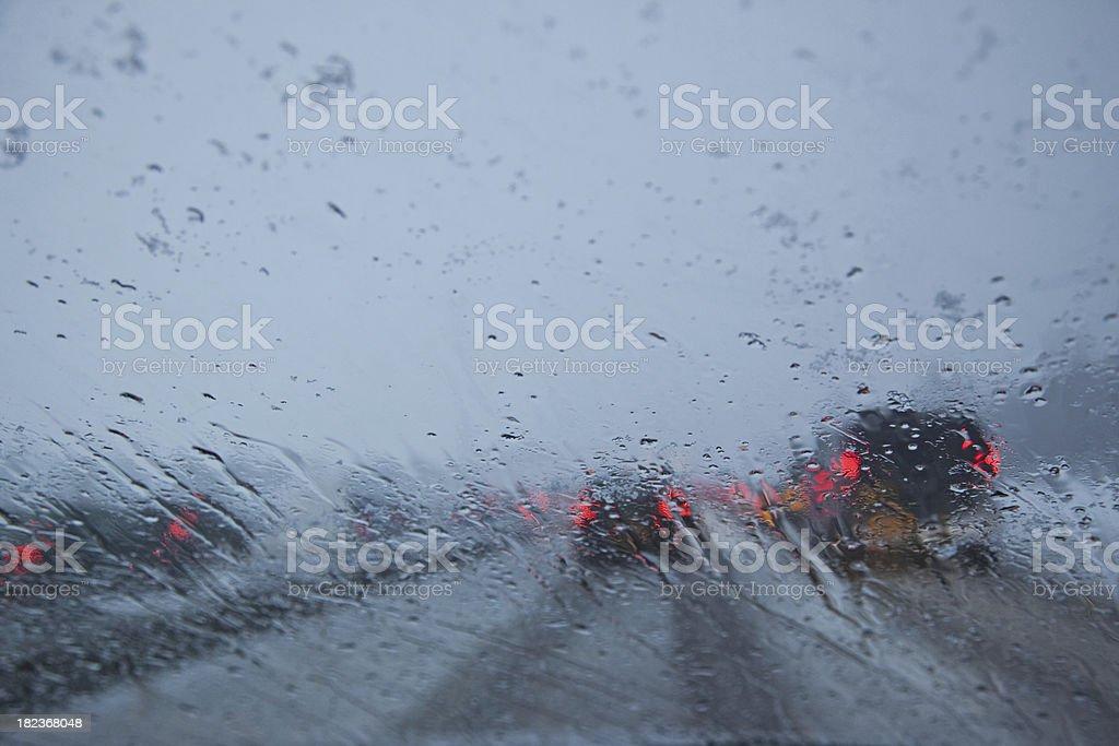 Peligroso conducción # 2, XXXL - foto de stock