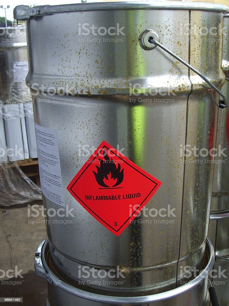 Dangerous Drums royalty-free stock photo