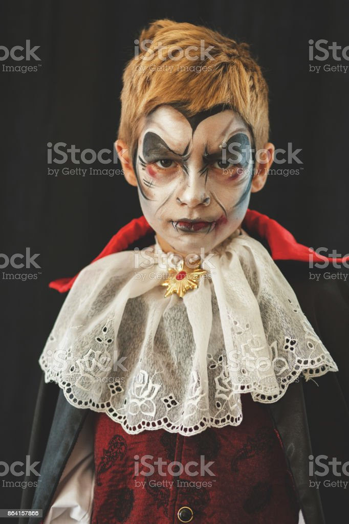 Dangerous look royalty-free stock photo