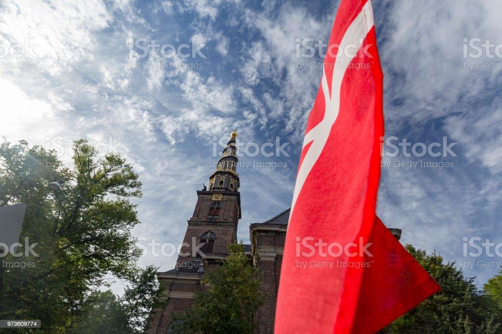 Danish Pride stock photo
