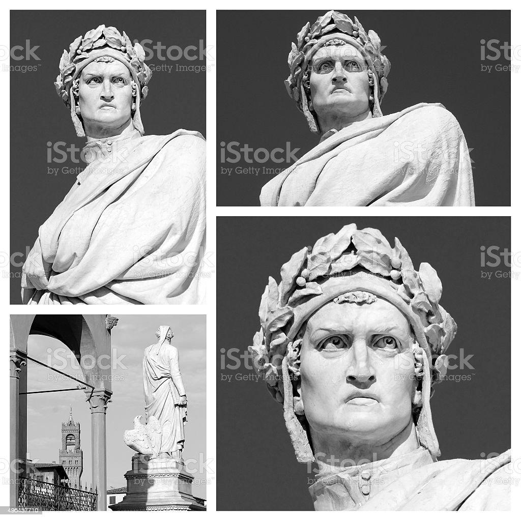 Dante Alighieri images stock photo