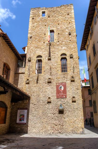Cтоковое фото Dante Alighieri museum
