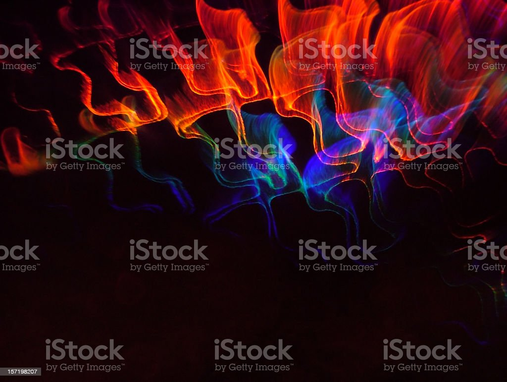 Dante Series: Burning Template royalty-free stock photo