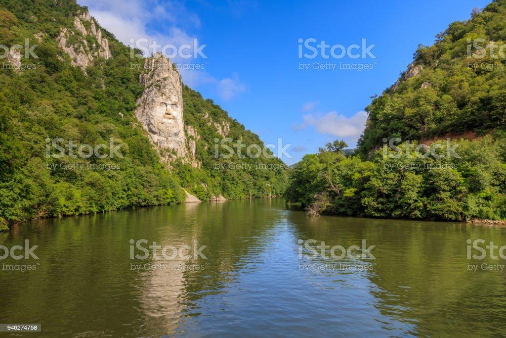 Gorges du Danube (Cazanele Dunarii), Roumanie - Photo