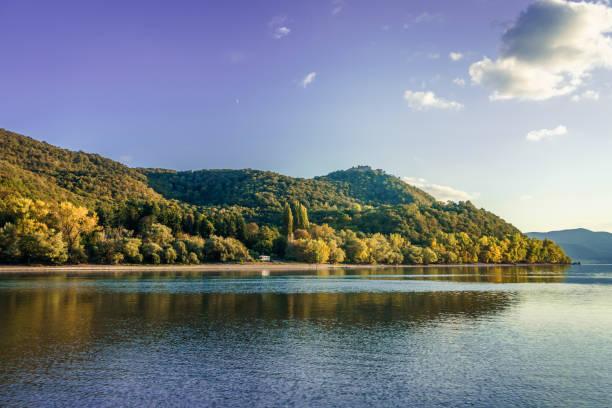 秋天的多瑙河圖像檔