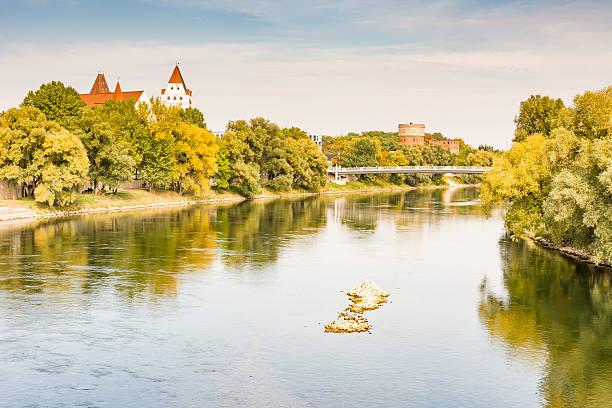 Donau in Ingolstadt – Foto
