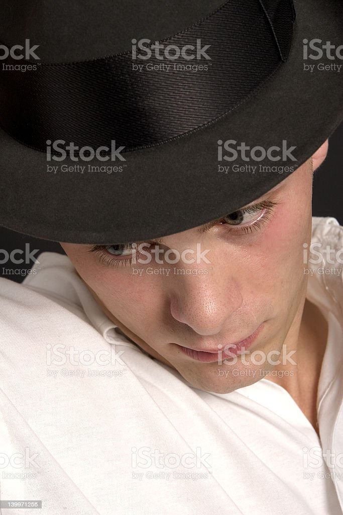 Dapper Dan stock photo
