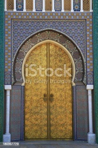 istock Dar El Makhzen 180367729