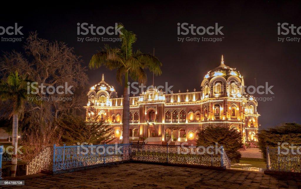 Darbar Mahal , Bahawalpur royalty-free stock photo