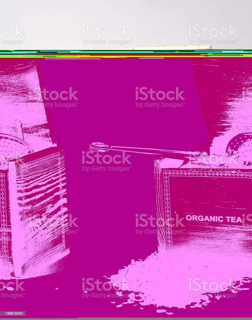 Darjeeling tea royalty-free stock photo