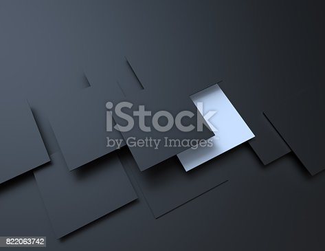 istock Dark abstract background 822063742