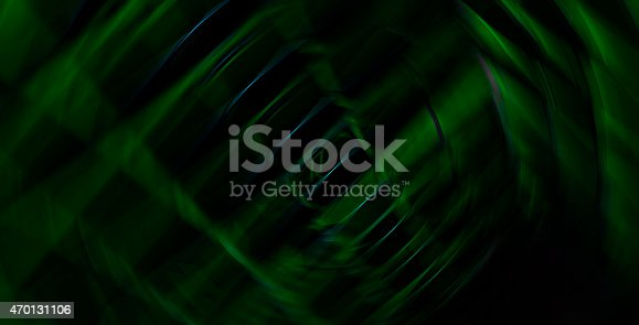 istock Dark abstract background. Transparent curved wall of business ce 470131106