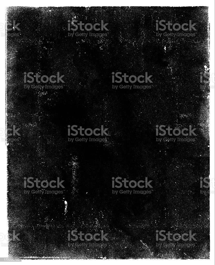 Dark background from a blank photocopy screen stock photo