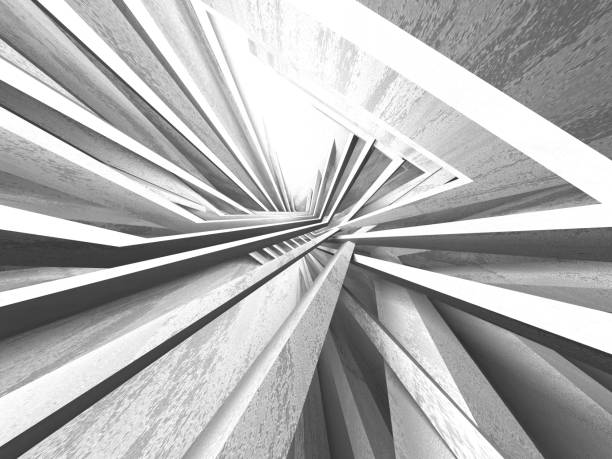 Dunklen Keller leeren Innenraum. Wände aus Beton – Foto