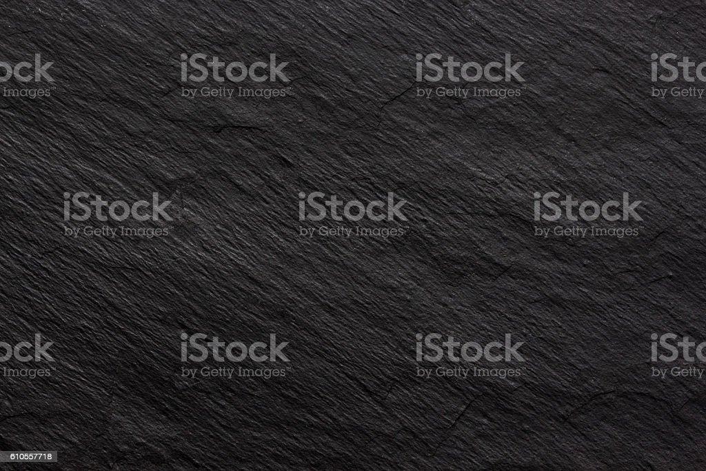 black slate texture. Dark Black Slate Background Or Texture Stock Photo E