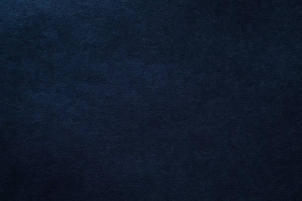 azul oscuro fieltro textura abstracta fondo textil - foto de stock