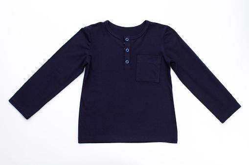 Dark blue girls shirt