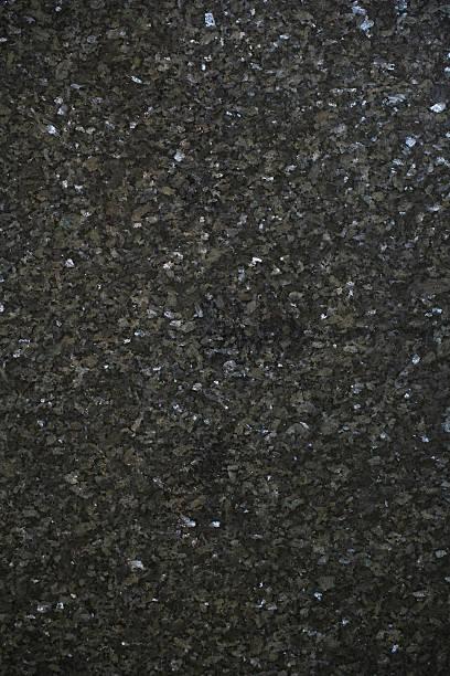 Dark blue granite stock photo