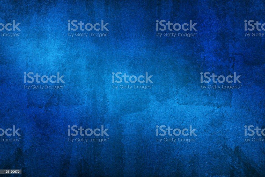 Dunkel Blau grunge Hintergrund – Foto