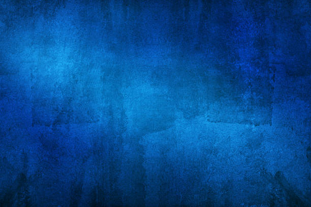 dark blue grunge background - dark blue stock pictures, royalty-free photos & images