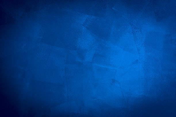 Dark blue grunge background stock photo