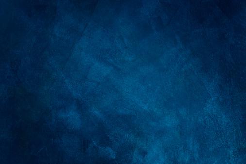 istock Dark blue grunge background 185007737