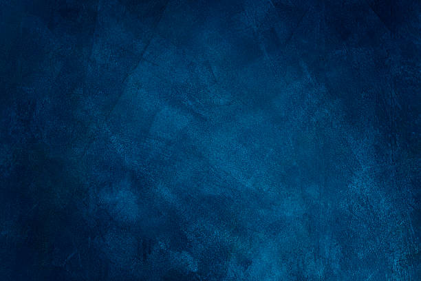 dark blue grunge background - paint texture stock pictures, royalty-free photos & images
