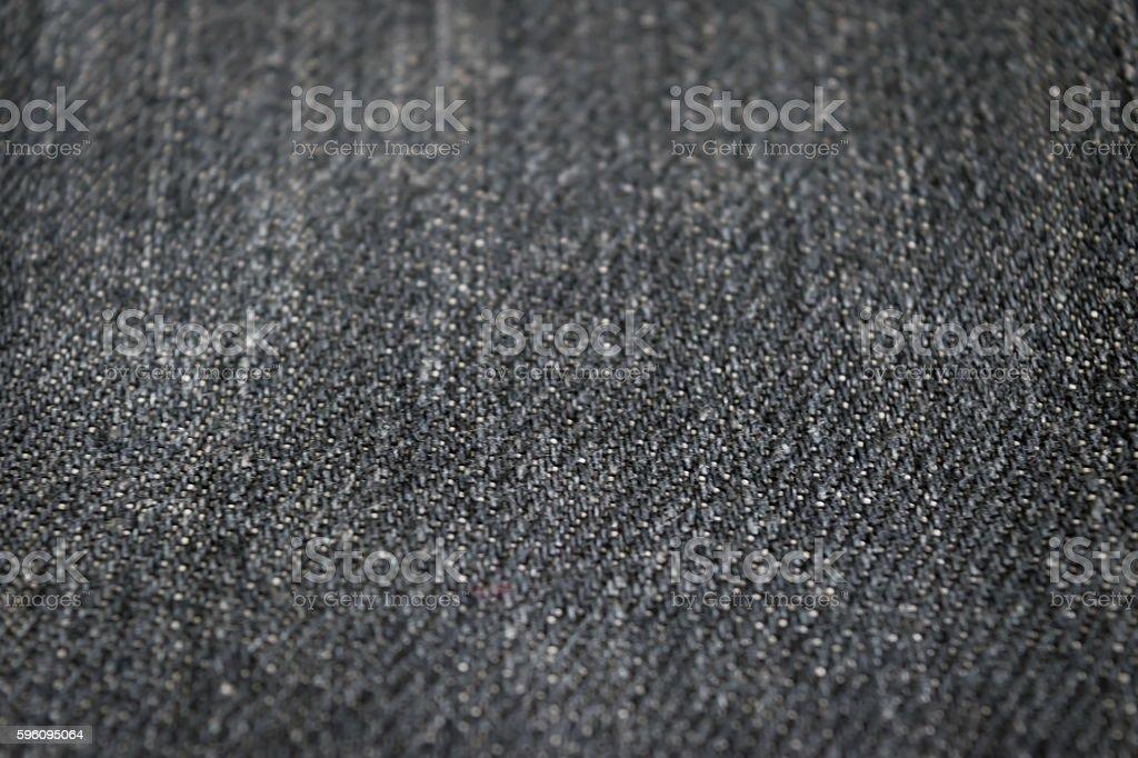dark blue jean texture with blank space for text Lizenzfreies stock-foto
