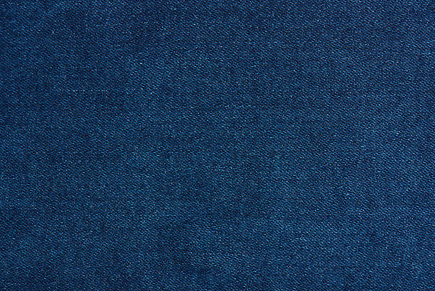 dark blue jeans texture close up - jeans stock photos and pictures