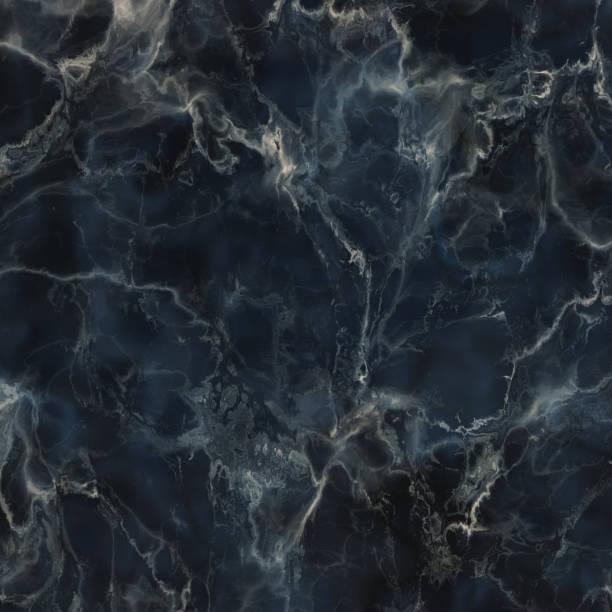 dunkel blau marmor textur - marmorgestein stock-fotos und bilder