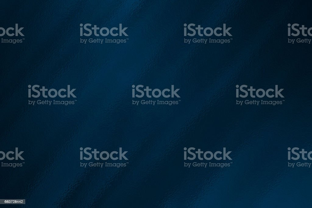 Dark blue or indigo abstract glass texture background or pattern vector art illustration